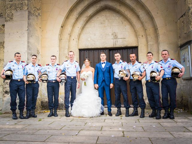 Le mariage de Benjamin et Wendy à Laon, Aisne 10