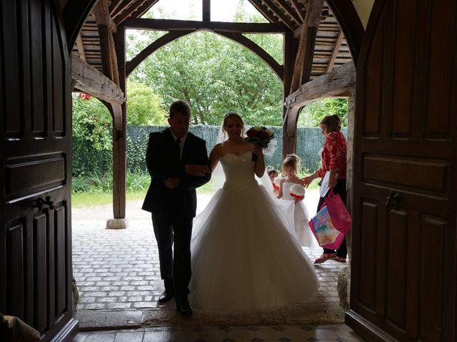 Le mariage de Jonathan et Kathleen à Saint-Lyé-la-Forêt, Loiret 1