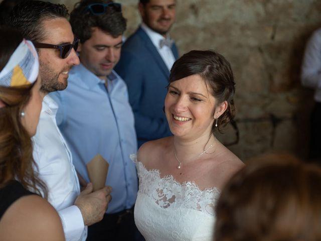 Le mariage de Julien et Anne-Sophie à Vallon-en-Sully, Allier 1