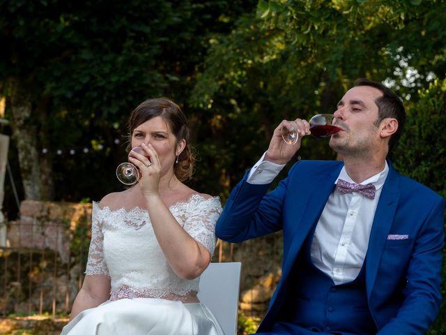 Le mariage de Julien et Anne-Sophie à Vallon-en-Sully, Allier 19