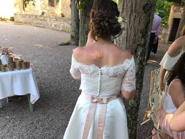 Le mariage de Julien et Anne-Sophie à Vallon-en-Sully, Allier 29