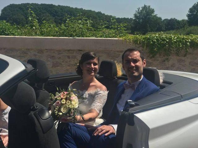 Le mariage de Julien et Anne-Sophie à Vallon-en-Sully, Allier 32