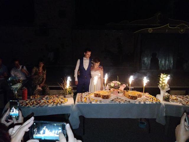 Le mariage de Julien et Anne-Sophie à Vallon-en-Sully, Allier 33