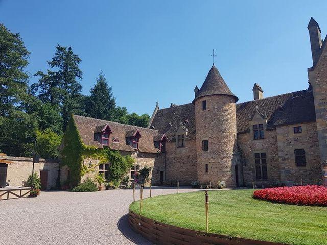 Le mariage de Julien et Anne-Sophie à Vallon-en-Sully, Allier 45