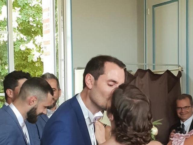 Le mariage de Julien et Anne-Sophie à Vallon-en-Sully, Allier 49