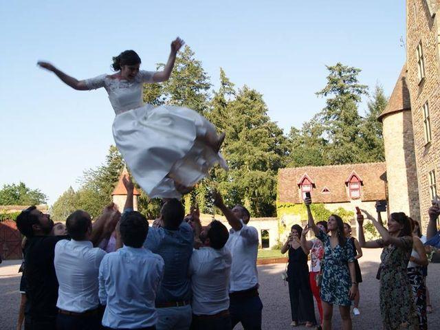 Le mariage de Julien et Anne-Sophie à Vallon-en-Sully, Allier 51