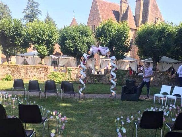 Le mariage de Julien et Anne-Sophie à Vallon-en-Sully, Allier 52