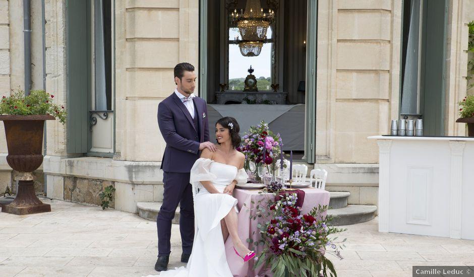 Le mariage de Louis et Sarah à Villeneuvette, Hérault