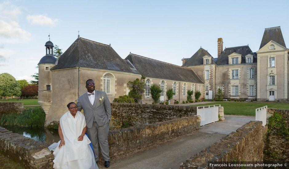 Le mariage de Audric et Zarihiri à Nantes, Loire Atlantique