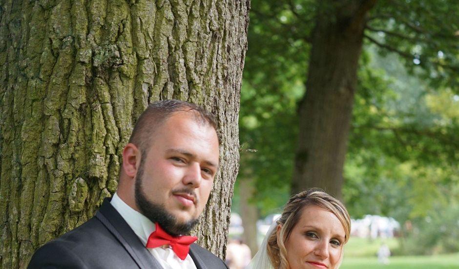 Le mariage de Jonathan et Kathleen à Saint-Lyé-la-Forêt, Loiret