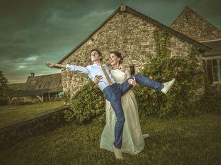 Le mariage de Stéphanie et Maxime