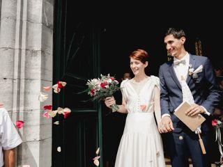 Le mariage de Aurélie et Nicolas  1