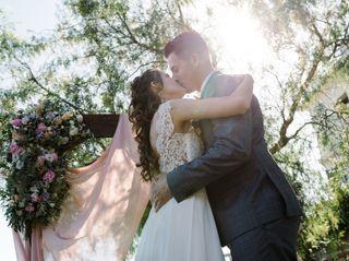 Le mariage de Mélanie et Roque