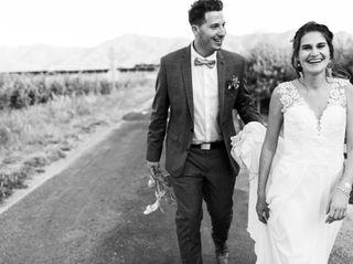 Le mariage de Mélanie et Roque 1