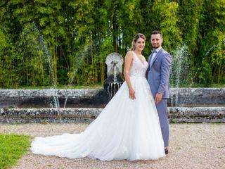 Le mariage de Louise et Mathias