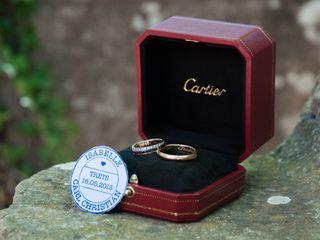 Le mariage de Isabelle et Carl Christian 2