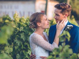 Le mariage de Eugénie et Robin