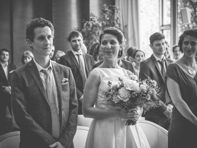 Le mariage de Maxime et Stéphanie à Paris, Paris 5