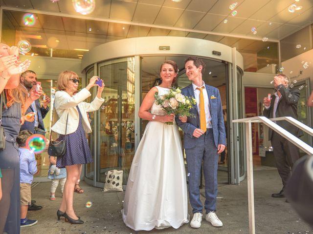 Le mariage de Maxime et Stéphanie à Paris, Paris 10
