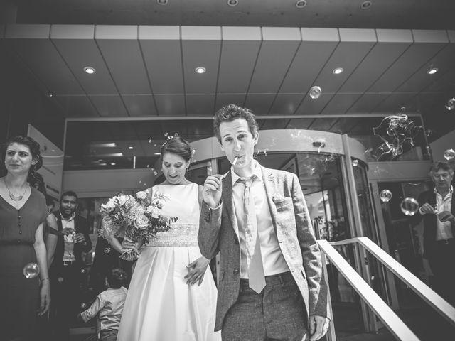 Le mariage de Maxime et Stéphanie à Paris, Paris 11