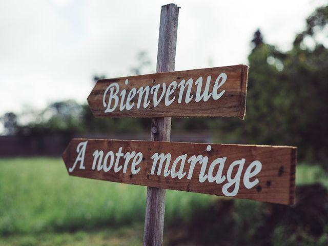 Le mariage de Charly et Elise à Charnoz-sur-Ain, Ain 1