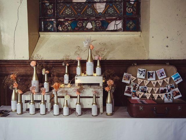 Le mariage de Charly et Elise à Charnoz-sur-Ain, Ain 9