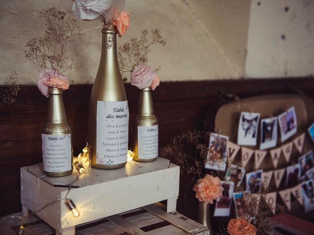 Le mariage de Charly et Elise à Charnoz-sur-Ain, Ain 10