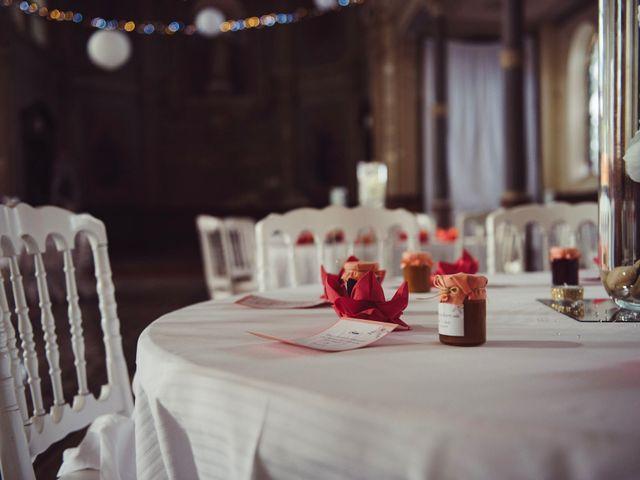 Le mariage de Charly et Elise à Charnoz-sur-Ain, Ain 11