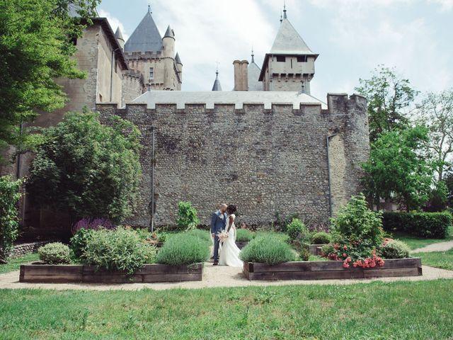 Le mariage de Charly et Elise à Charnoz-sur-Ain, Ain 30