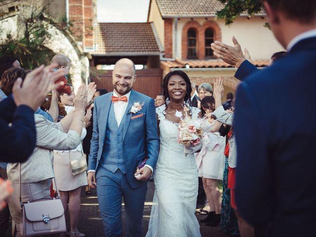 Le mariage de Charly et Elise à Charnoz-sur-Ain, Ain 34