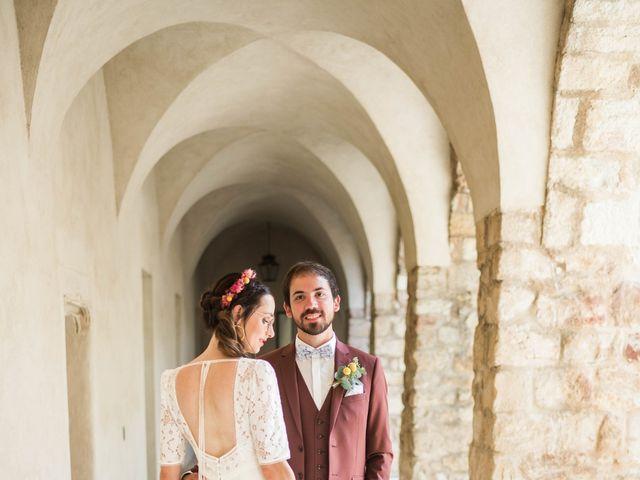 Le mariage de Paul et Camille à Les Arcs, Var 7
