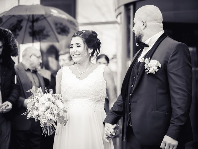 Le mariage de Daniel et Carolina à Paris, Paris 12