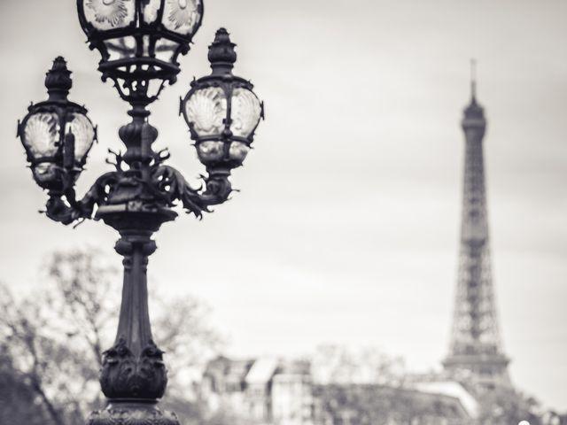 Le mariage de Daniel et Carolina à Paris, Paris 17