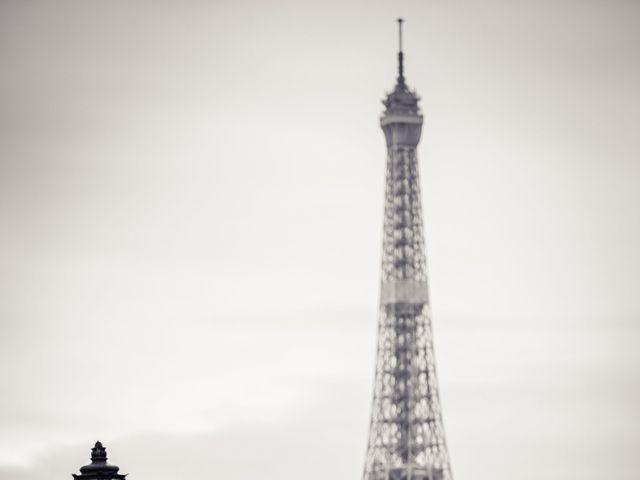 Le mariage de Daniel et Carolina à Paris, Paris 18