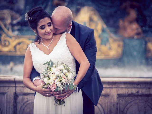 Le mariage de Daniel et Carolina à Paris, Paris 21