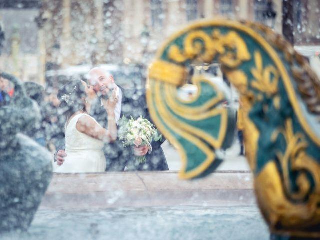Le mariage de Daniel et Carolina à Paris, Paris 22