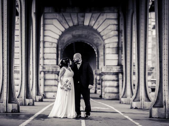 Le mariage de Daniel et Carolina à Paris, Paris 23