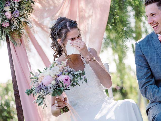 Le mariage de Roque et Mélanie à Ortaffa, Pyrénées-Orientales 21