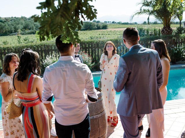 Le mariage de Roque et Mélanie à Ortaffa, Pyrénées-Orientales 27
