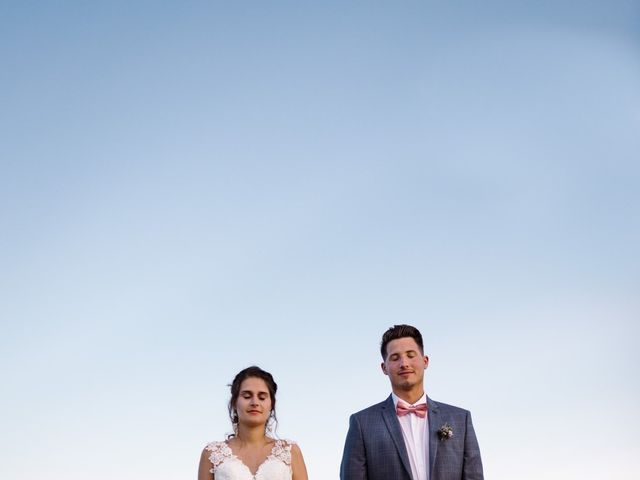 Le mariage de Roque et Mélanie à Ortaffa, Pyrénées-Orientales 31