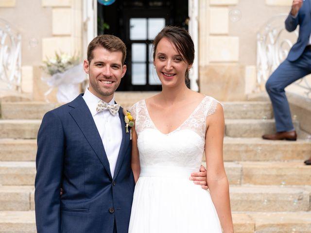 Le mariage de David et Mathilde à Le Pouliguen, Loire Atlantique 38