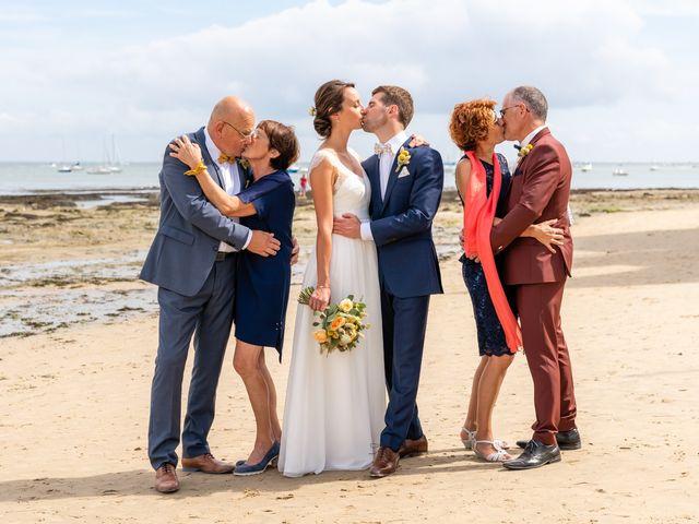 Le mariage de David et Mathilde à Le Pouliguen, Loire Atlantique 41