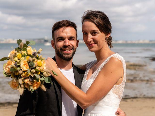 Le mariage de David et Mathilde à Le Pouliguen, Loire Atlantique 42