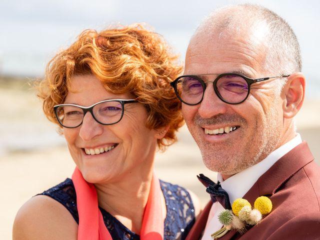 Le mariage de David et Mathilde à Le Pouliguen, Loire Atlantique 43