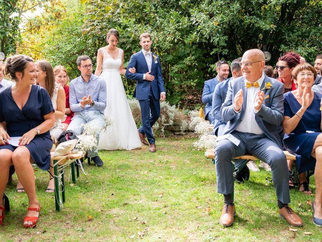 Le mariage de David et Mathilde à Le Pouliguen, Loire Atlantique 44
