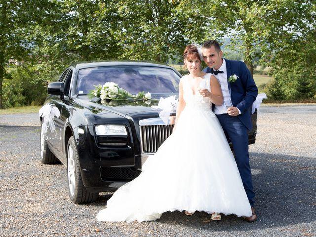 Le mariage de Morgan et Mathilde à Savignies, Oise 9