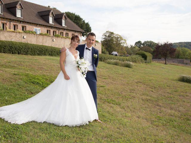 Le mariage de Morgan et Mathilde à Savignies, Oise 12