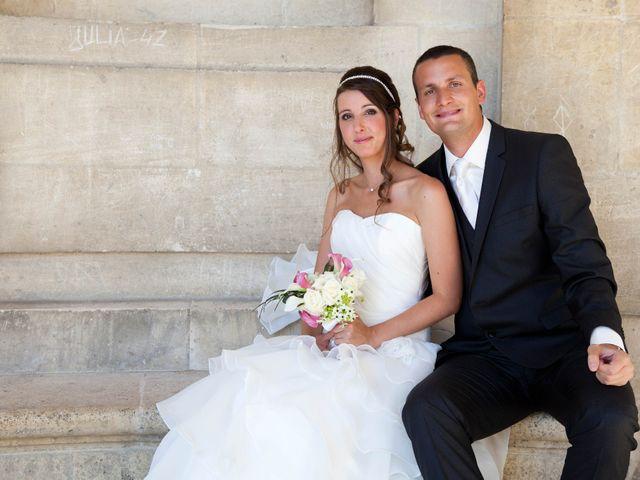 Le mariage de Florent et Adeline à Vincennes, Val-de-Marne 16