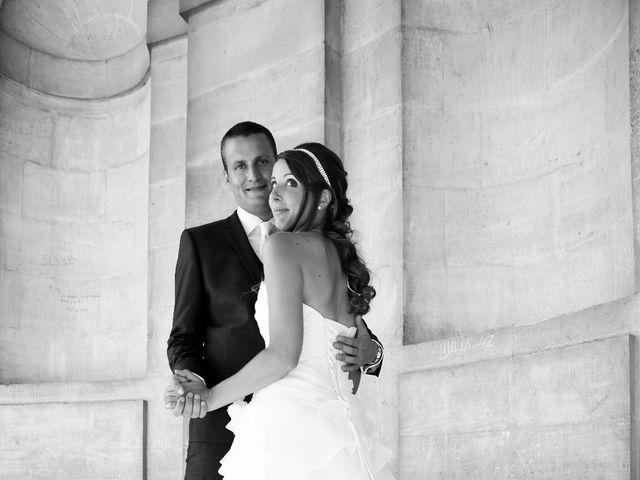 Le mariage de Florent et Adeline à Vincennes, Val-de-Marne 18