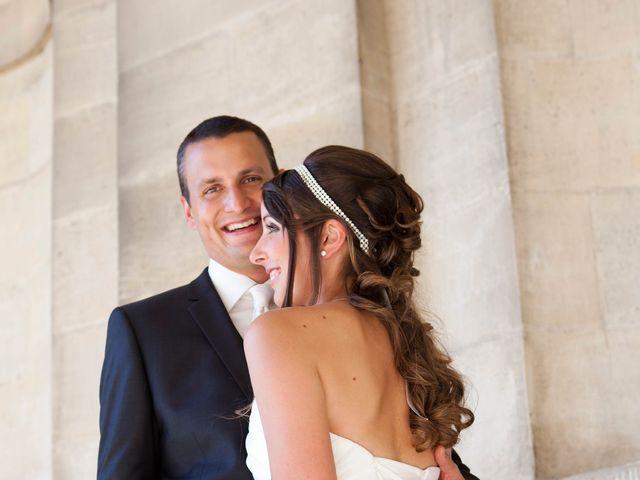 Le mariage de Florent et Adeline à Vincennes, Val-de-Marne 19